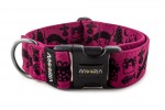 Collar dogXmas - Color Magenta