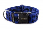 Collar dogXmas - Color Royal Blue