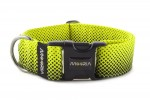 Collar Falling Cubes- Color Neon Yellow