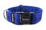 Collar Stars - Color Royal Blue