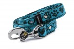 Leash Hearts - Color Dark Cyan