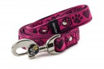 Leash Hearts - Color Magenta