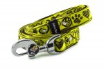 Leash Hearts - Color Neon Yellow