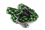 Leash Sheep Dream Green with the collar
