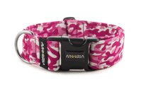 Collar Camouflage Pink