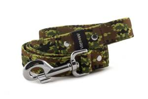 Leash Camouflage Green