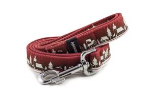 Leash Winter Village Red